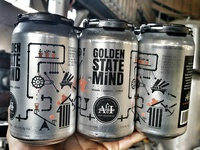 Aie Industries Golden State of Mind