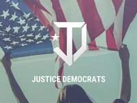 Justice Democrats logo