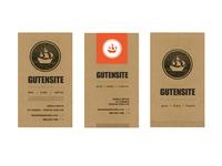 Gutensite Cards