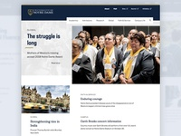 ND.edu Redesign