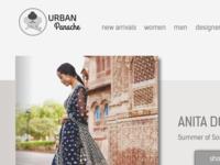 Fashion E-Commerce Landing Page