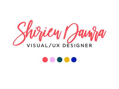 Personal logo & color palette