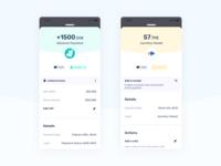 Transaction Detail - Shine mobile