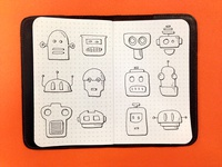 Concepting... robots