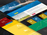 Electra Italia website redesign