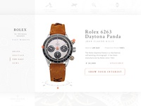 Product page makeover