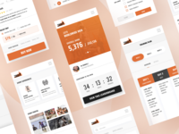 Tough Mudder Mobile Redesign Concept
