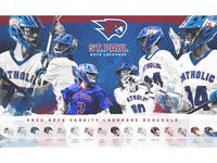St. Paul Boys Lacrosse 2020 Schedule