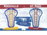 St. Paul Girls Lacrosse 2020 Matchup Graphics