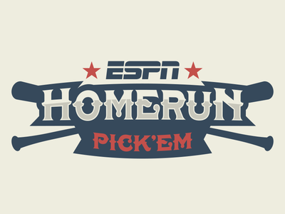 ESPN Homerun Pick Em Logo