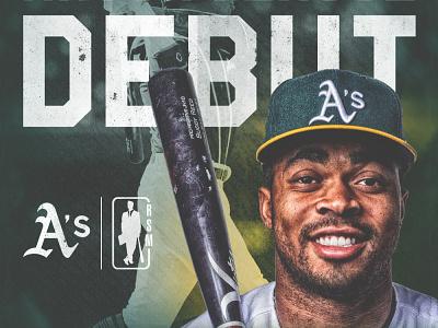 MLB Social Media Graphics for Reynolds Sports Management graphics socialmedia branding brand design sports