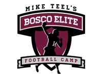 Bosco Elite Football Camp Logo
