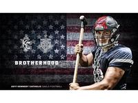 Kennedy Catholic  Football - Brotherhood