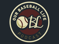 Our Baseball Life Podcast Logo