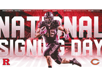 Mike Burton's National Signing Day
