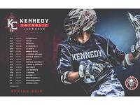 2018 Kennedy Catholic Lacrosse Schedule
