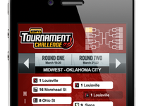 ESPN Tournament Challenge iPhone
