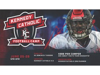 2018 Kennedy Catholic Football Camp