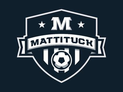 Mattituck Soccer Club Logo football futbol soccer sports logo