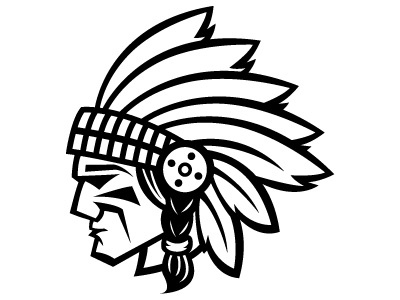 Dribbble indianhead