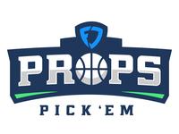 FanDuel Props Pick 'Em Logo