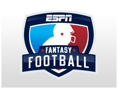 ESPN Fantasy Sports Logo logo vector illustrator identity brand sports espn fantasy