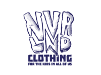 NVRLND CLOTHING LOGO