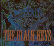 The Black Keys Band Poster