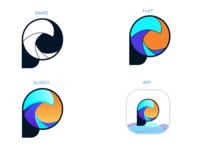 ProWave Logo Styles