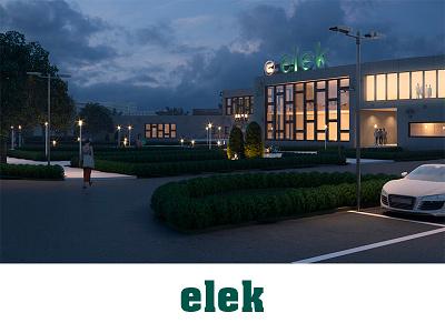 elek, new project car audi light render corona 3dsmax