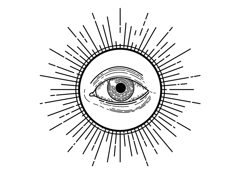 Eye By Avery Muether On Dribbble