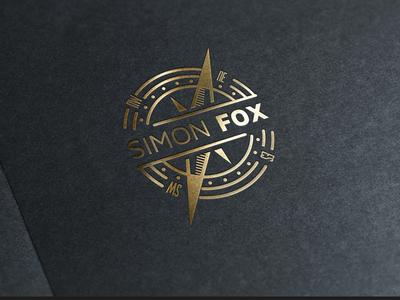 LOgo design For Simon Fox Traveller logo concept graphic design logo design