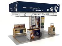 Johnie Walker For the Heinemann`s Choice Brand