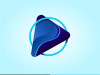 Press Play Logo Concept