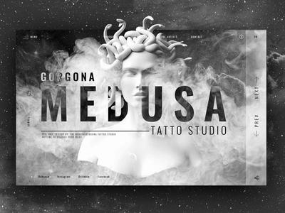 800x600medusa inspirational web webdesign ui design uix design