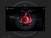 Vision Mercedes Maybach 6.