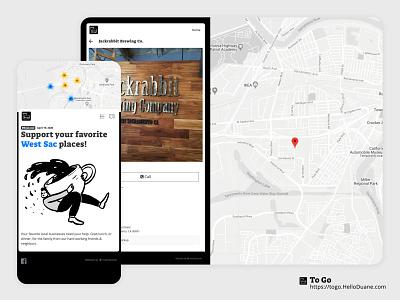 To Go design for good responsive website responsive design prototype ui web ui  ux social campaign marketing branding design