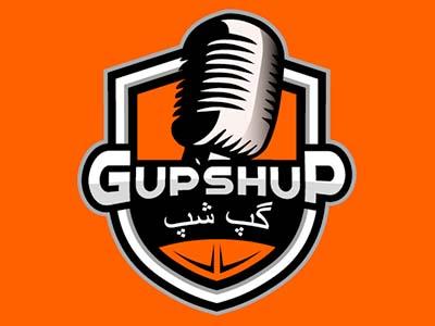 Gupshup logo design