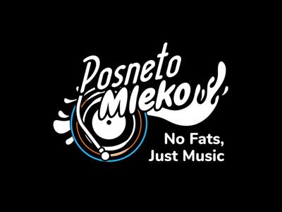 """Posneto Mleko"" - Music + Milk + Splash"