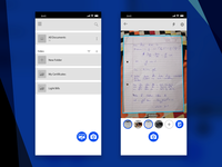 Multiple Document Scan App- Easy UI Design