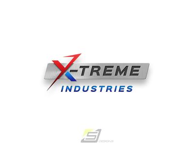 X-treme Industries - Logo Design