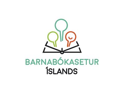 Logo - Children's Books Research Center kids books logo