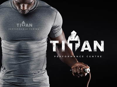 Titan Performance Centre performance fitness sport workout athlete titan clothing t-shirt shirt mark brand logo