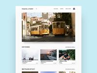 Daily UI - 003 Landing Page