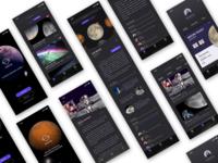 #SPACEDchallenge app ui
