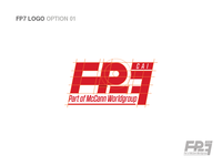FP7 Logo Design Concept 03