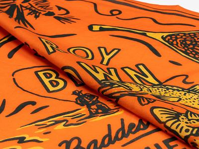 Sendero Provisions Co Bandana handdrawn branding desert western bandana