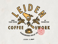 Leiden Coffee X Home of Us