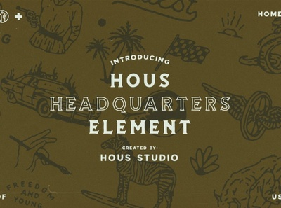 Hous Headquarters Element Vol.01