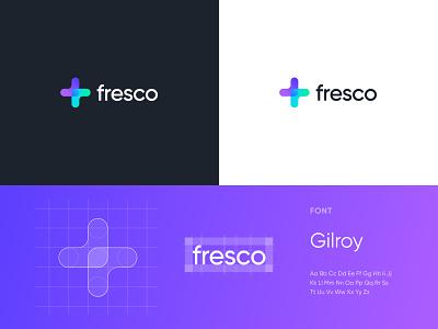 Fresco: Logo Concept logotype branding and identity branding design branding concept brand design brandidentity logo design logo creative agency branding creative